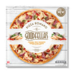 Calories in Goodfella's Pizza Romano Chicken, Spicy Roquito Pepper & Red Onion