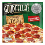 Calories in Goodfella's Stonebaked Thin Pepperoni