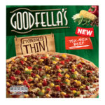 Calories in Goodfella's Stonebaked Thin Tex-Mex Beef