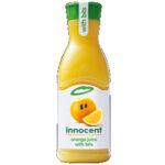 Calories in Innocent Orange Juice with Bits