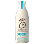 Calories in Innocent Unsweetened Coconut