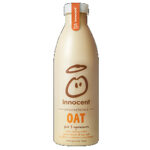 Calories in Innocent Unsweetened Oat