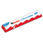 Calories in Kinder Chocolate Medium Bar