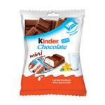 Calories in Kinder Chocolate Mini