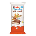 Calories in Kinder Chocolate with Cereals