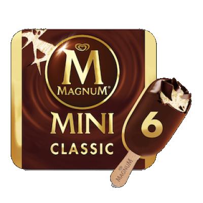 Magnum Mini Classic Ice Cream Stick