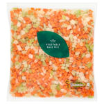 Calories in Morrisons Vegetable Base Mix
