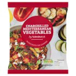 Calories in Sainsbury's Chargrilled Mediterranean Vegetables