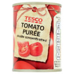 Calories in Tesco Tomato Purée Double Concentrated