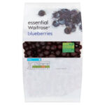 Calories in Essential Waitrose Blueberries