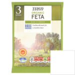 Calories in Tesco Organic Feta Made in Greece
