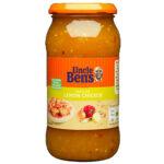 Calories in Uncle Ben's Sauce for Lemon Chicken