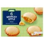 Calories in Asda 6 Bramley Apple Pies