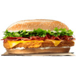 Calories in Burger King Bacon Cheese Chicken Royale