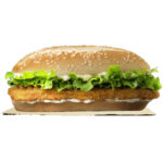 Calories in Burger King Chicken Royale