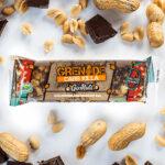 Calories in Grenade Carb Killa Go Nuts High Protein Low Sugar Nut Bar Salted Peanut