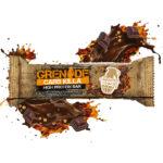 Calories in Grenade Carb Killa High Protein Bar Caramel Chaos