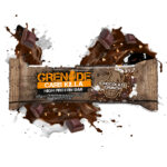 Calories in Grenade Carb Killa High Protein Bar Chocolate Crunch
