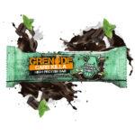 Calories in Grenade Carb Killa High Protein Bar Dark Chocolate Mint