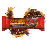 Calories in Grenade Carb Killa High Protein Bar Peanut Nutter