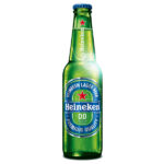 Calories in Heineken Lager Beer 0.0 alc.