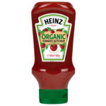 Calories in Heinz Organic Tomato Ketchup
