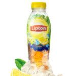 Calories in Lipton Lemon Ice Tea