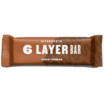 Calories in MYPROTEIN 6 Layer Bar Chocolate Sundae
