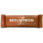 Calories in MYPROTEIN Oats & Whey Protein Bar Low Sugar High Fibre Chocolate Chip