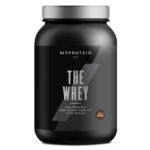 Calories in MYPROTEIN The Whey Cookies & Cream