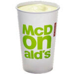 Calories in McDonald's Banana Milkshake
