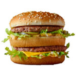 Calories in McDonald's Big Mac
