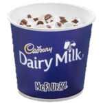Calories in McDonald's Cadbury Dairy Milk McFlurry