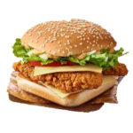 Calories in McDonald's Chicken Big Tasty