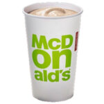 Calories in McDonald's Chocolate Milkshake