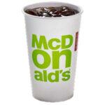 Calories in McDonald's Diet Coke