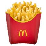 Calories in McDonald's Fries