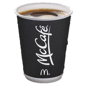 Calories in McDonald's McCafé Black Coffee