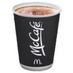 Calories in McDonald's McCafé Cappuccino