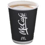 Calories in McDonald's McCafé Latte