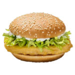 Calories in McDonald's McChicken Sandwich