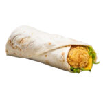 Calories in McDonald's Spicy Chicken Snack Wrap