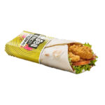 Calories in McDonald's The BBQ and Bacon Chicken One Crispy