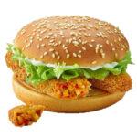 Calories in McDonald's Vegetable Deluxe