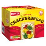Calories in Ryvita Original Crackerbread