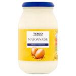 Calories in Tesco Mayonnaise Free Range Egg